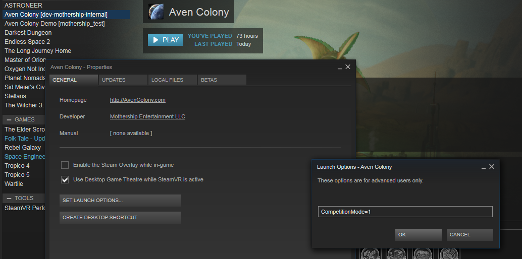 Jun 13, 2017 Ansel screenshots now supported! Aven Colony - Paul T