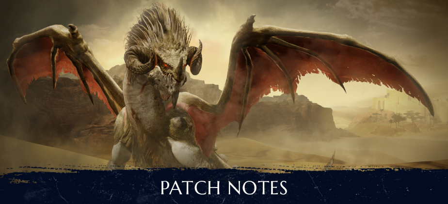 Patch Notes - November 4th 2020