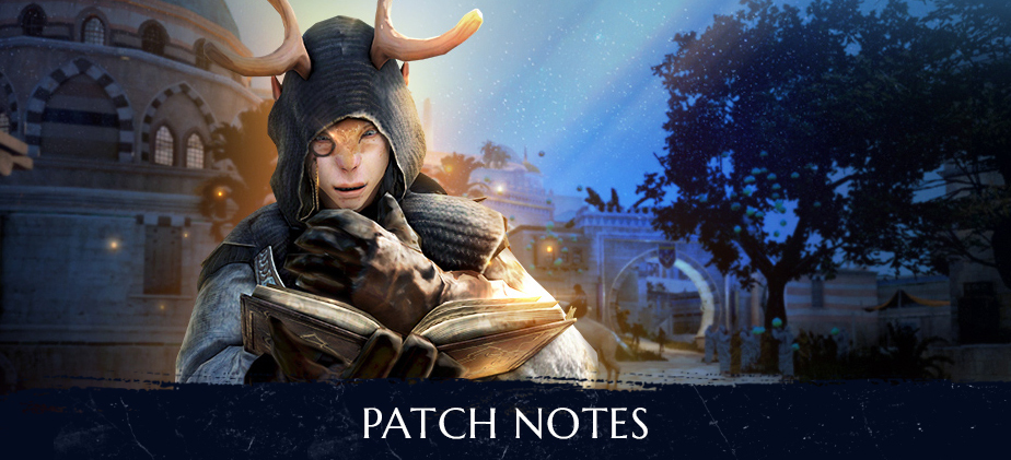 Patch Notes - November 18th 2020 [Part 2]