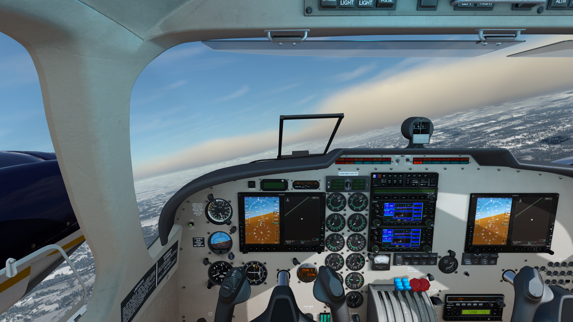 Flight Sim World :: Explore the Piper PA-34 Seneca