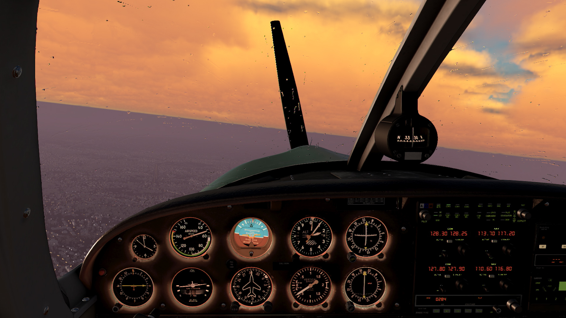 News All Make Yourself Visible To Others When Your Flying Strobe Lights Here At Dtg Towers We Are Getting Pretty Excited About Dynamic Weather V1 Coming Flight Sim World Tomorrow