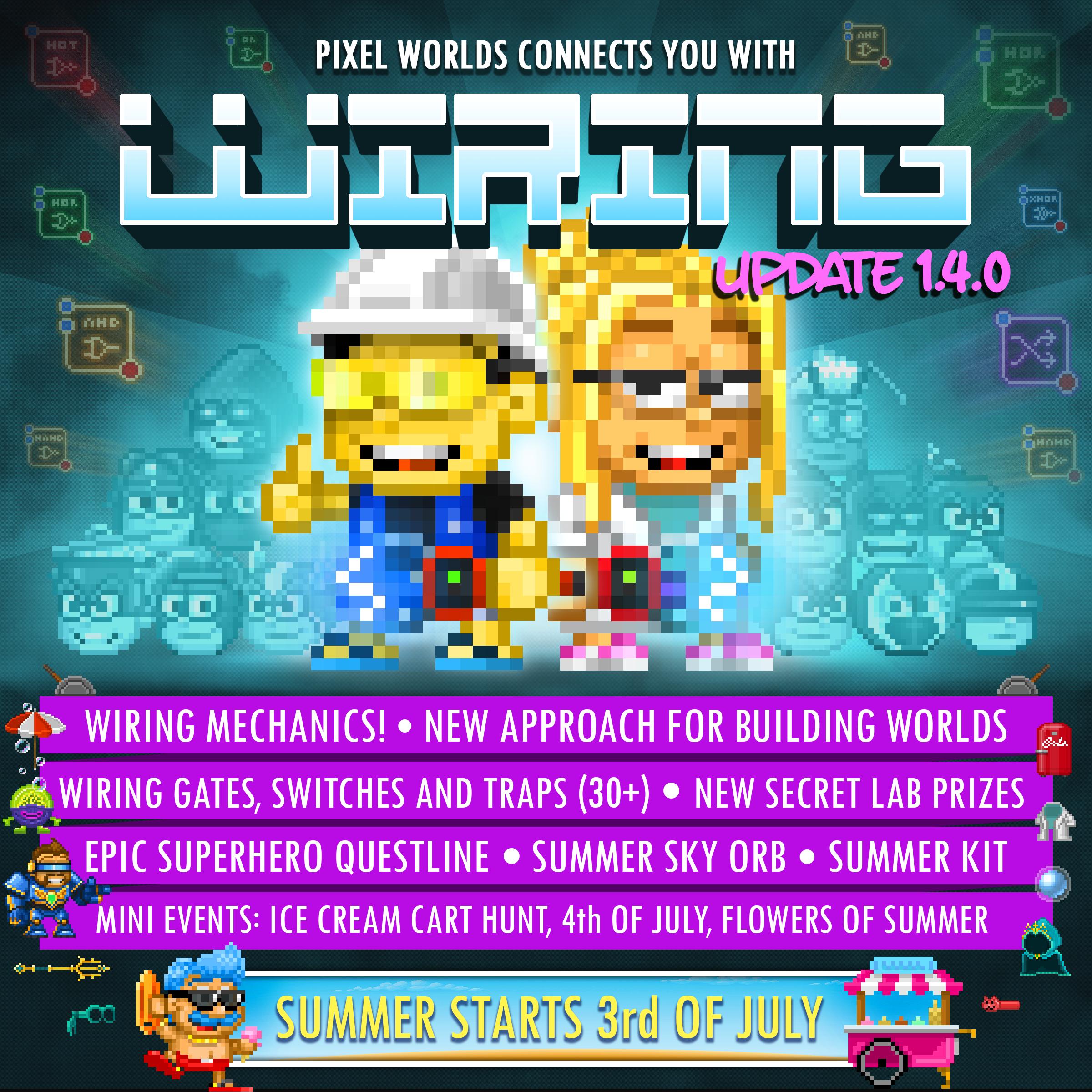 Steam Community :: Pixel Worlds