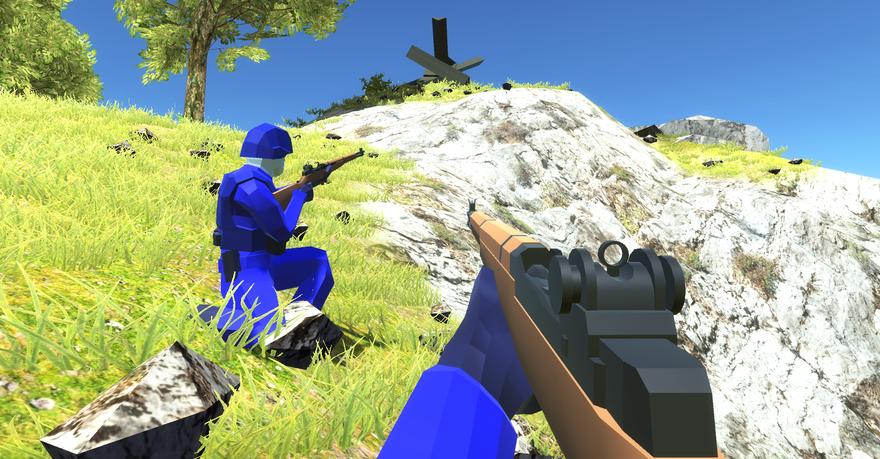Ravenfield :: Custom weapon support is here! - Early Access