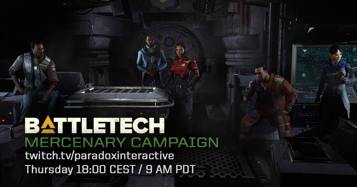 Sep 27, 2018 LIVE - BATTLETECH Update 1 2 1 and Linux
