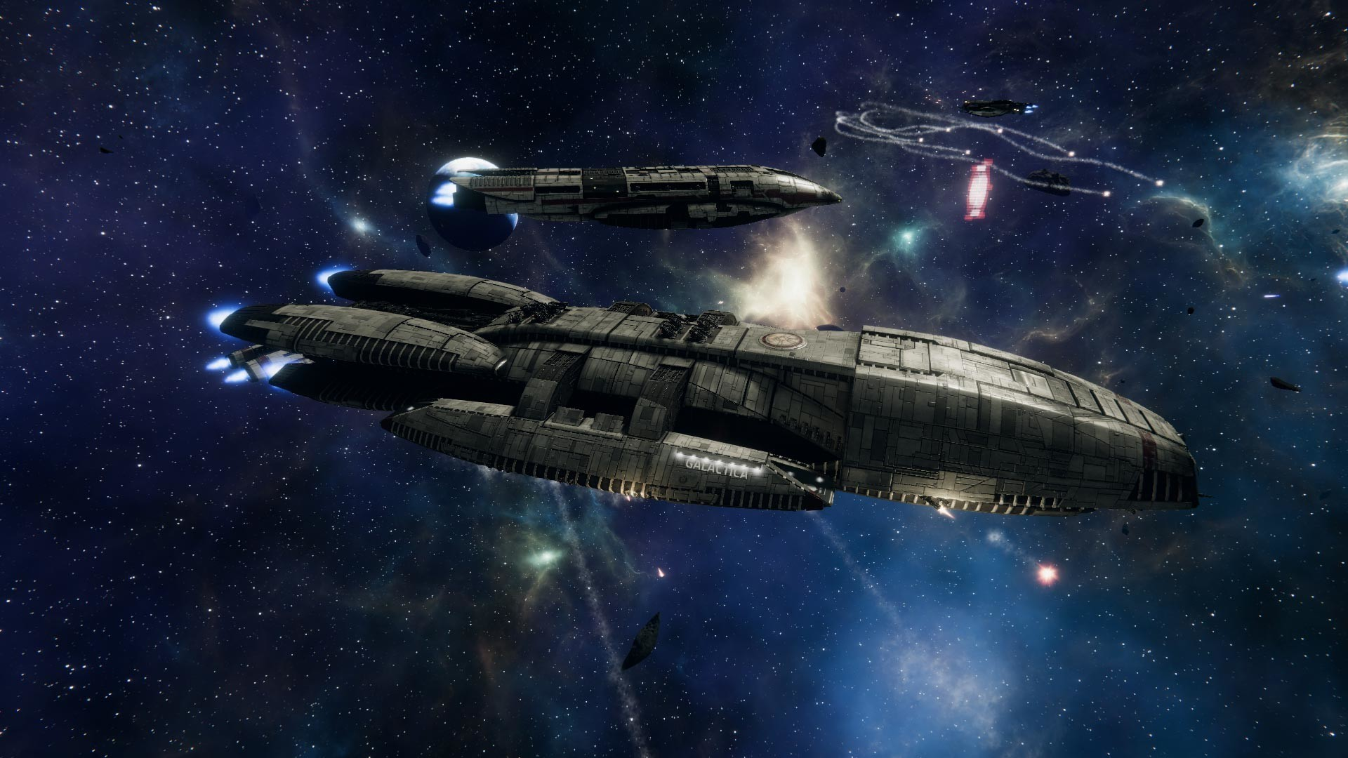 Battlestar Galactica Deadlock: Resurrection DLC