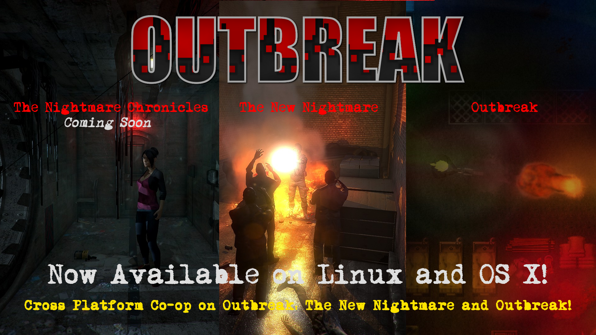 Outbreak: The New Nightmare :: Outbreak: The New Nightmare now
