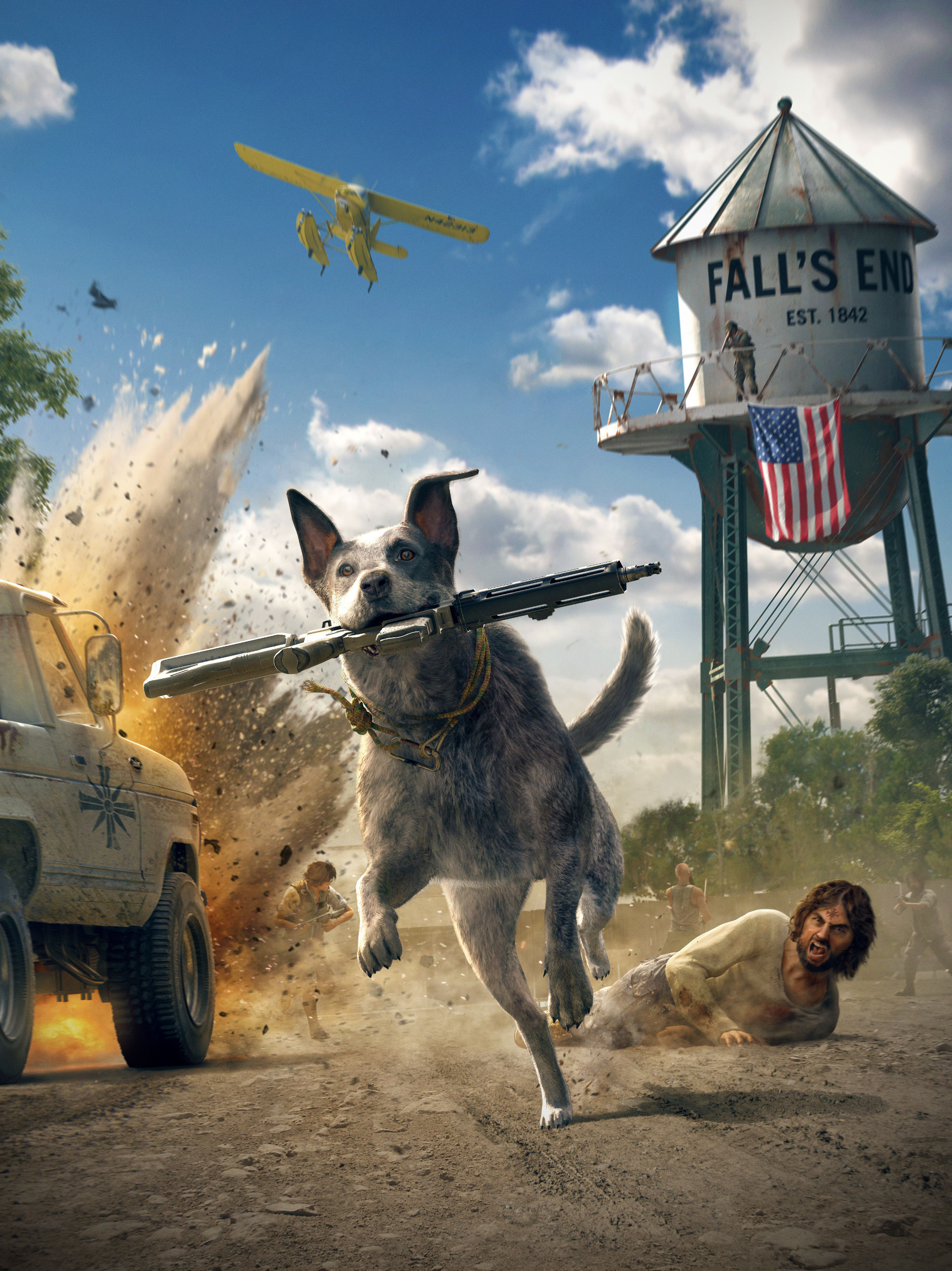 Steam Far Cry 5 We All Need A Little More Boomer In Our Life