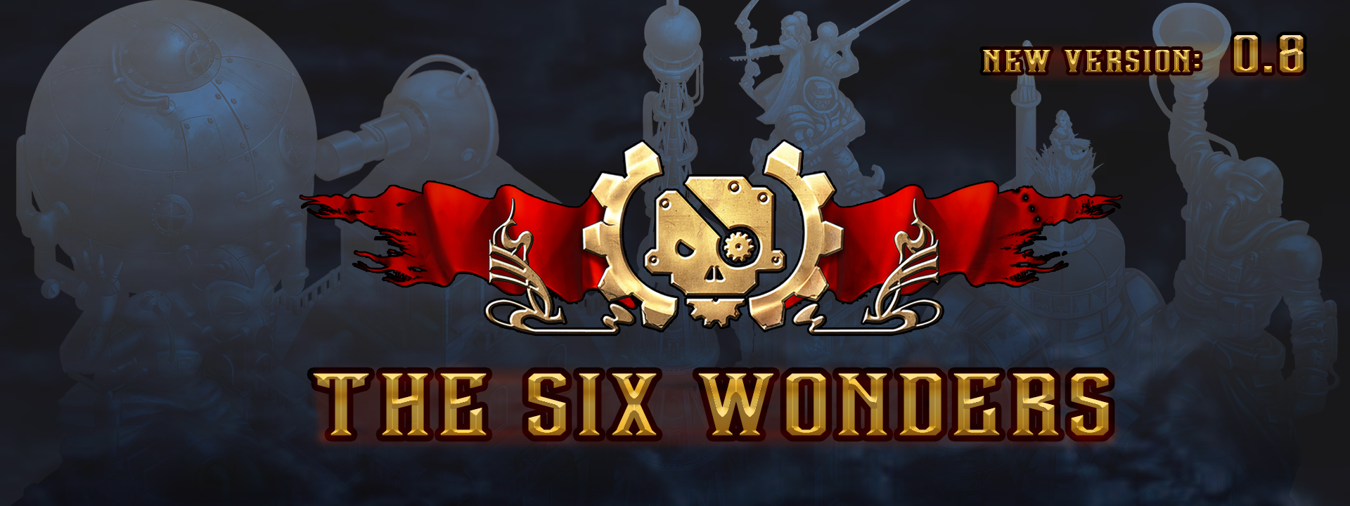 They Are Billions :: Big Update! The Six Wonders