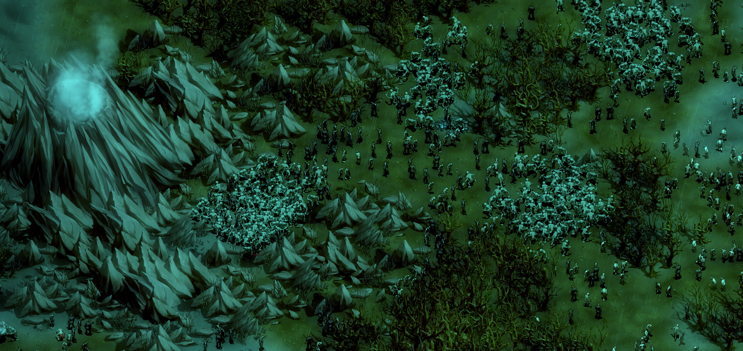 They Are Billions Update: Trailer: The New Empire Campaign