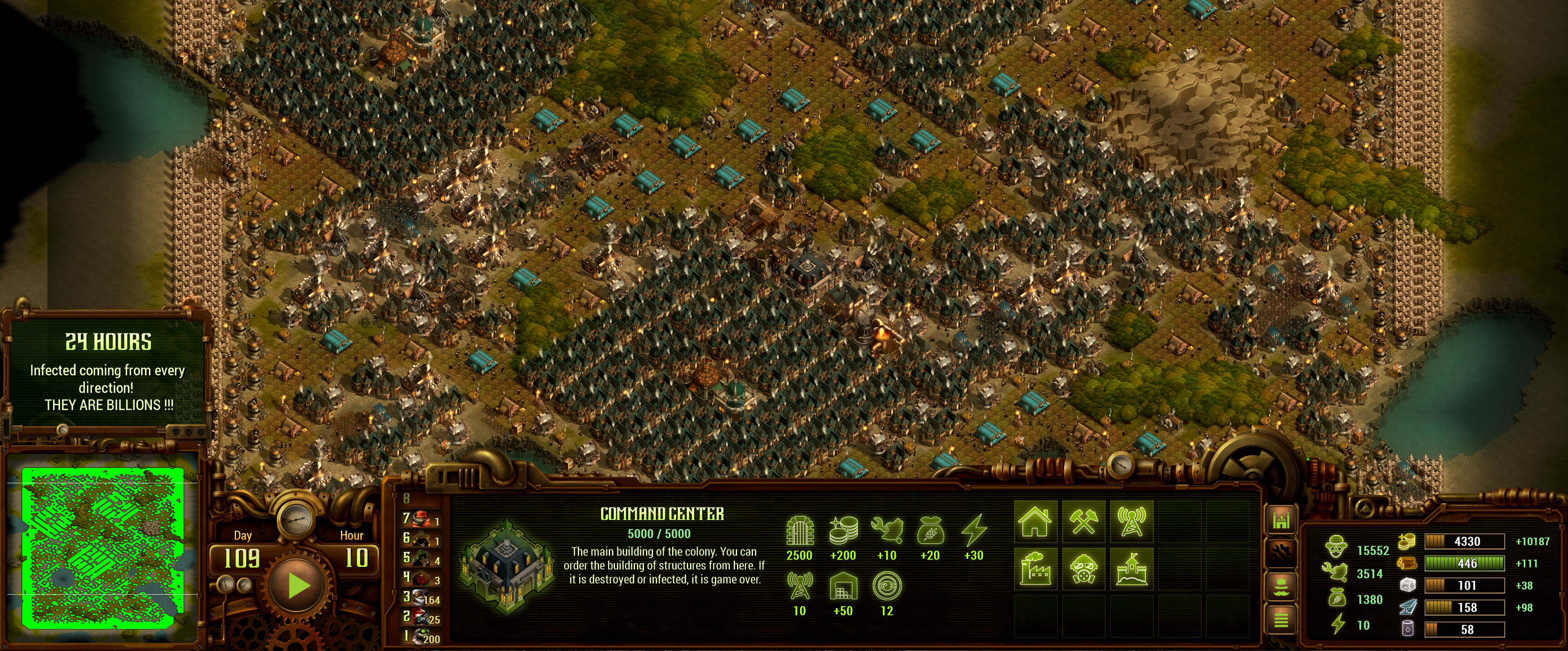They Are Billions Multi Language Support Spanish Available