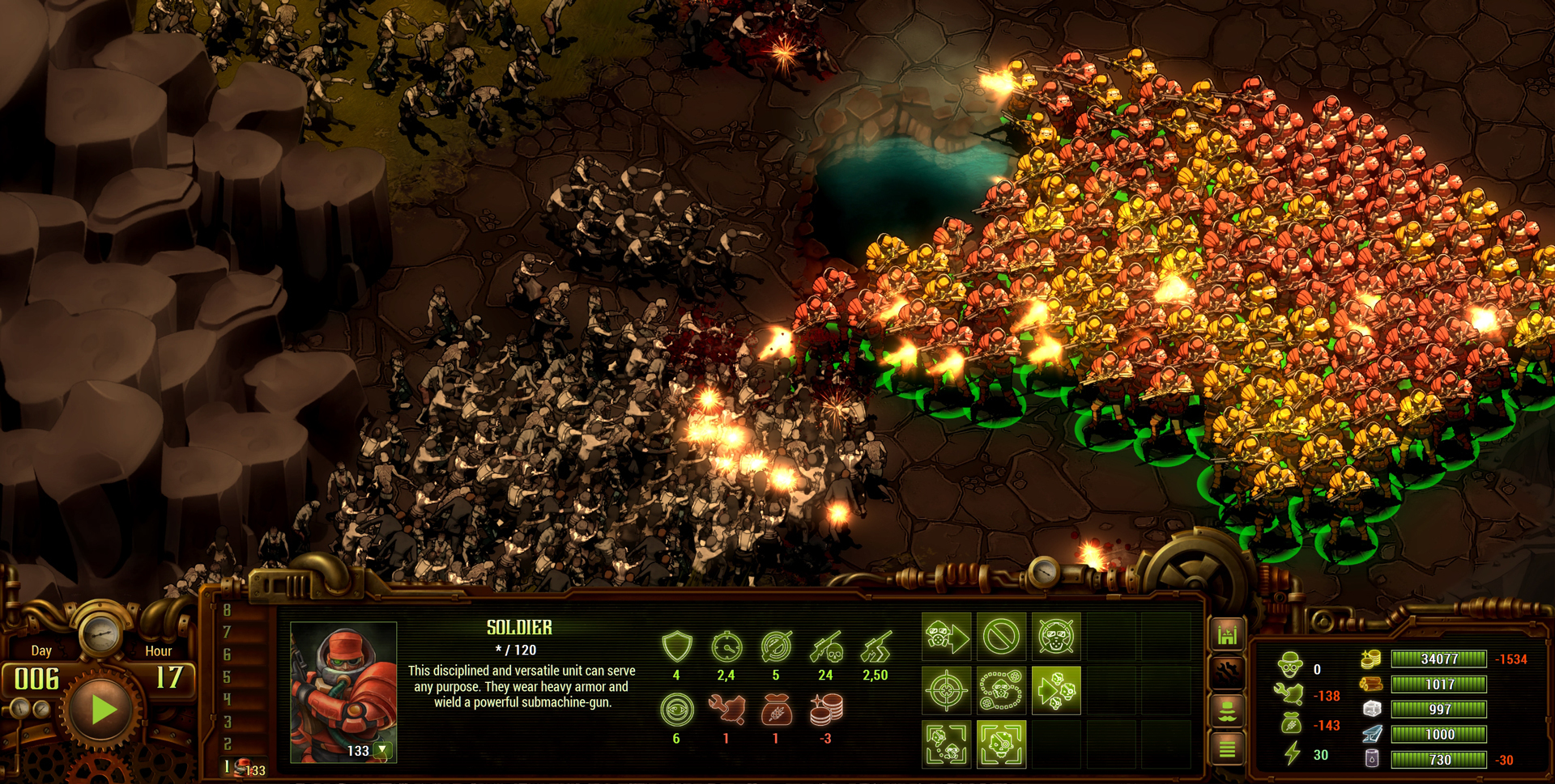 They Are Billions Update: Development Progress | Numantian Games