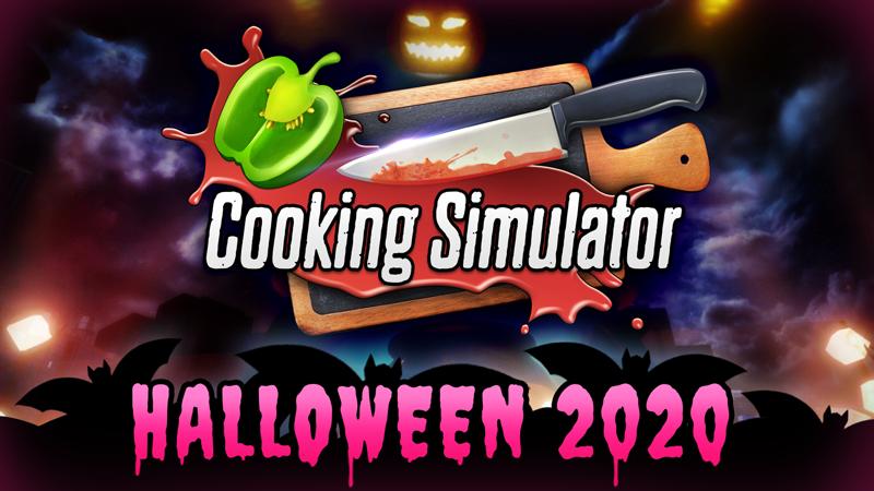 Cooking Simulator Halloween 2020🎃