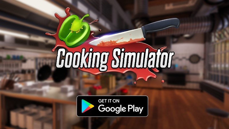 Cooking Simulator mobile available now!📱