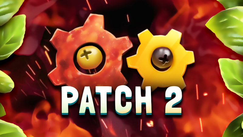 Pizza Patch #2 available now!🍕