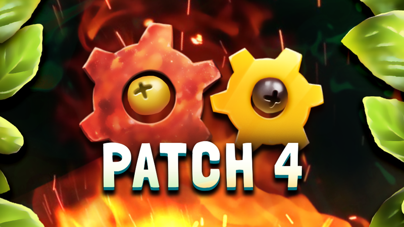 Pizza Patch #4 available now!🍕