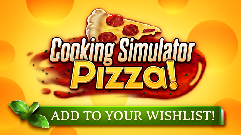 Cooking Simulator Pizza coming soon!🍕