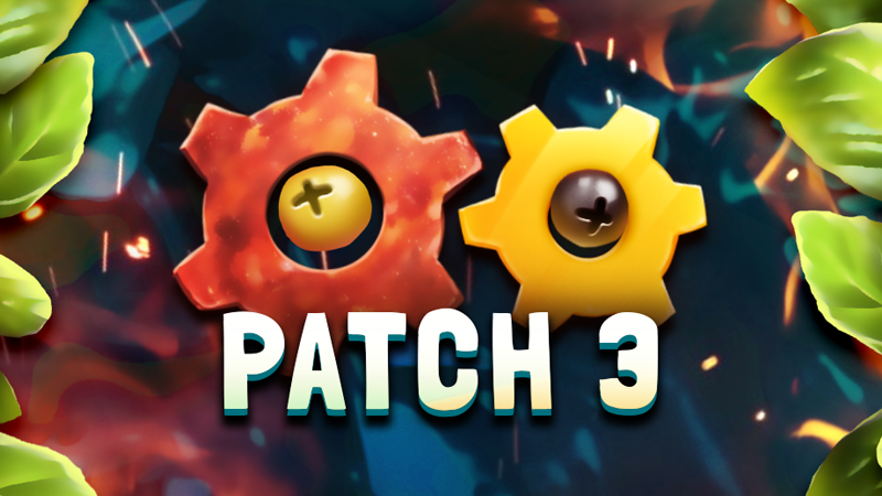 Pizza Patch #3 available now!🍕