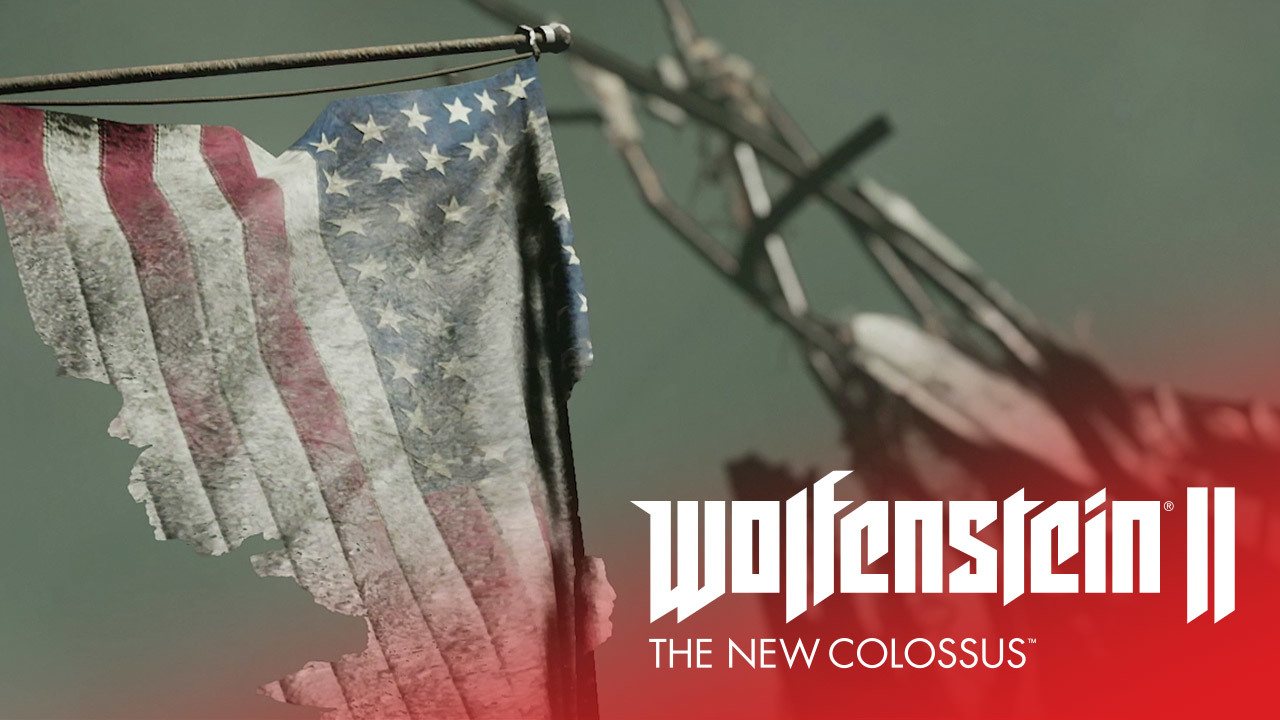 Wolfenstein II: The New Colossus :: Brand New Trailer Drops