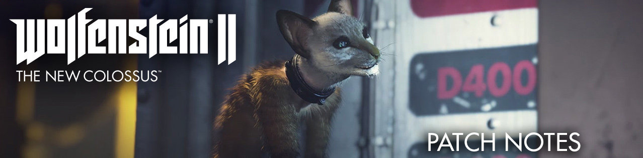 Wolfenstein II: The New Colossus :: Patch for November 19, 2018: NVIDIA Adaptive Shading