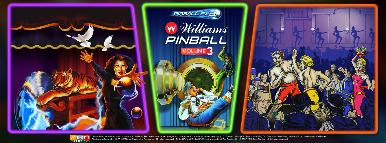 Pinball FX3 on Steam