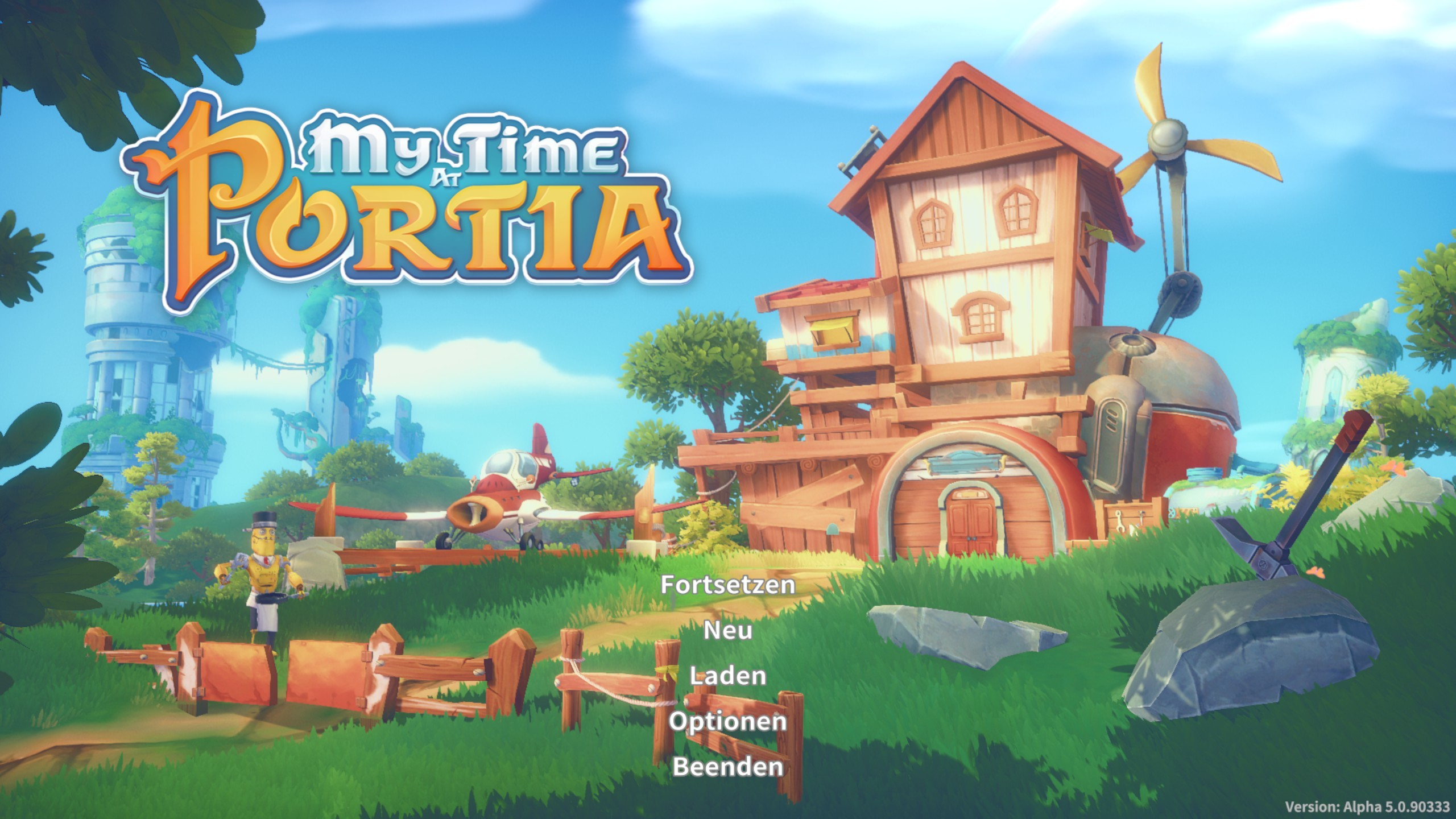 my time at portia how to fish