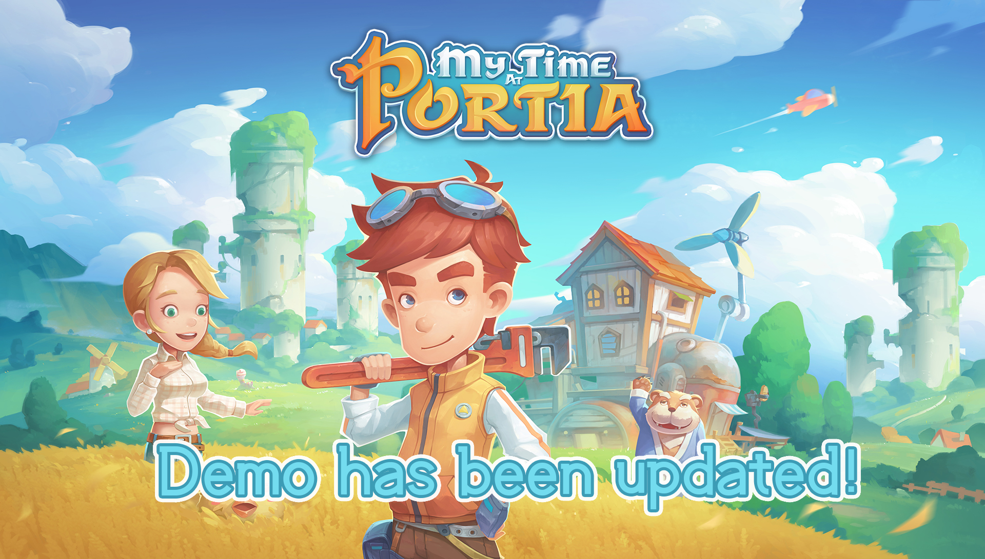 Switch Runner 3 Launch Edition Bonus English Us Games We Have Just Updated The My Time At Portia Demo Is Now Based On Alpha Version 80 And Fixed Some Small Issues Optimised Assets