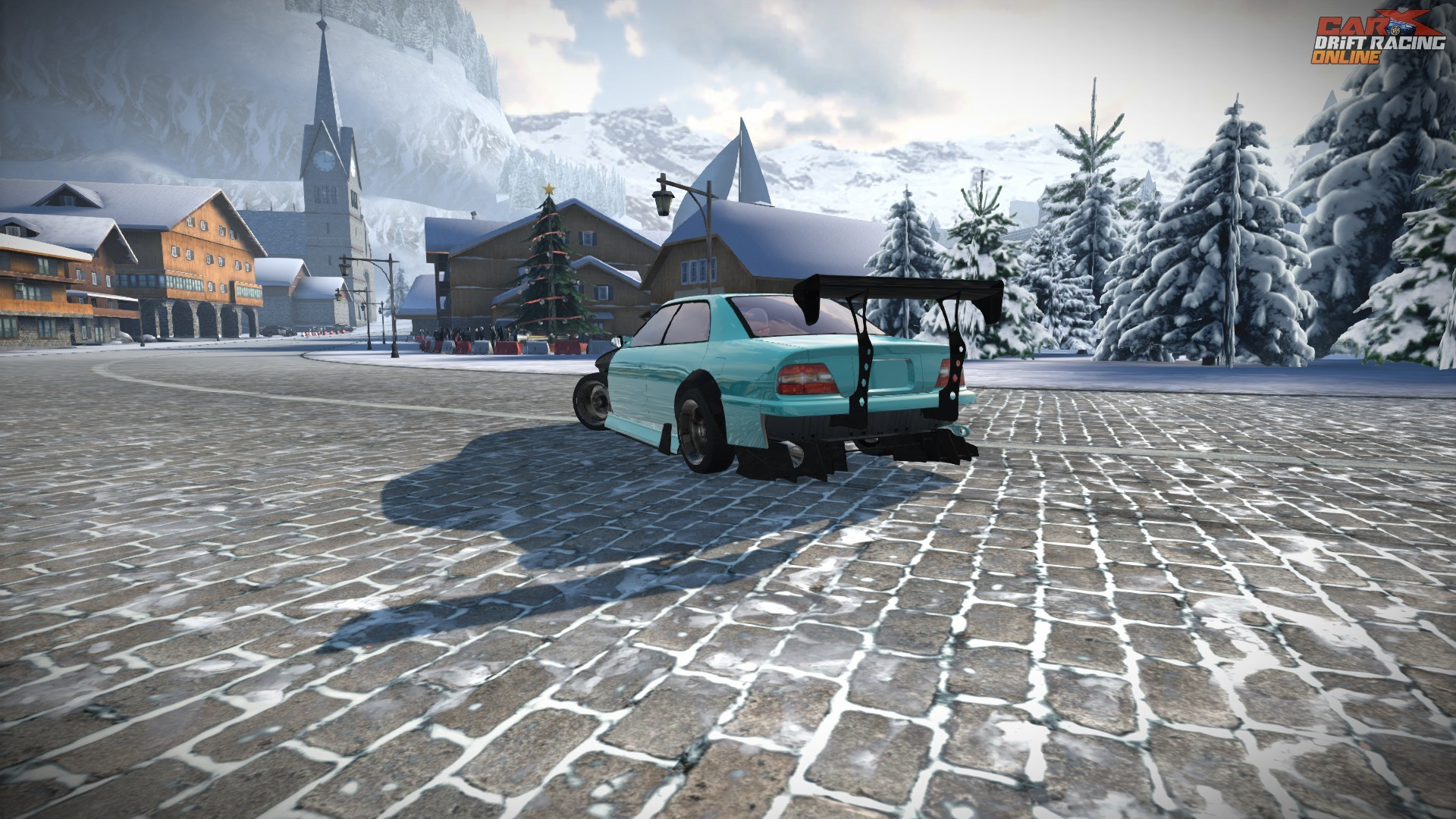 Added A New Winter Track: Castle Road