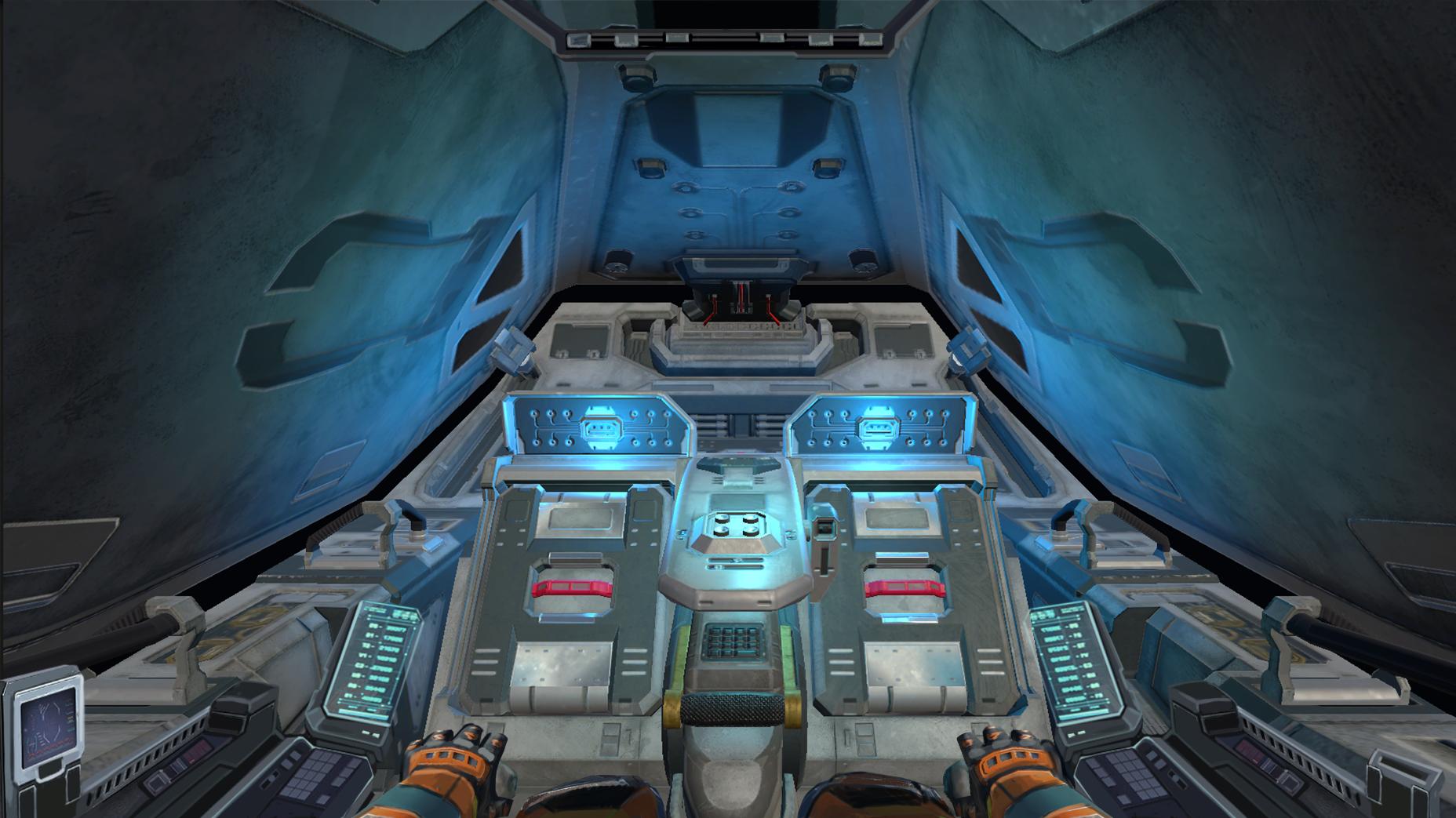 Frontier Pilot Simulator :: Friday Report #38 - Cockpit