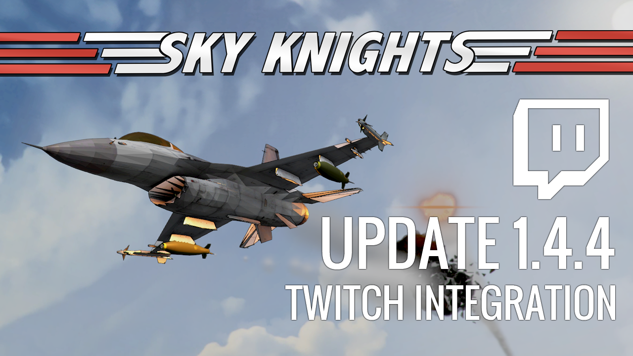 Sky Knights :: Twitch Integration!