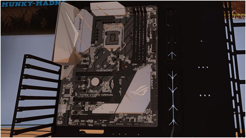 Aug 23, 2018 PC Building Simulator Update v0 8 10 - ASUS