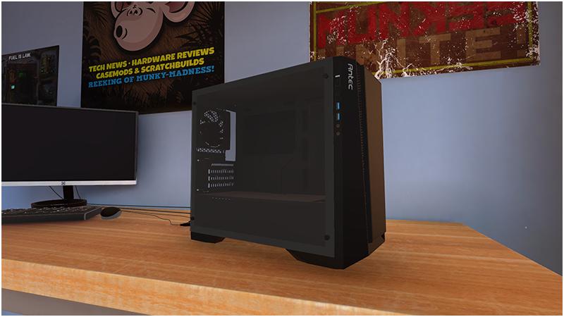 Nov 28, 2018 PC Building Simulator Update v0 9 2 5