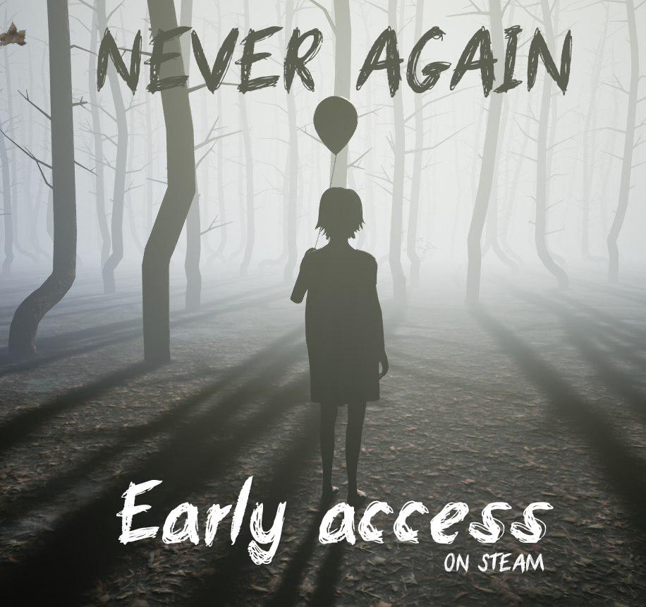 Never Again >> Never Again Never Again On Early Access