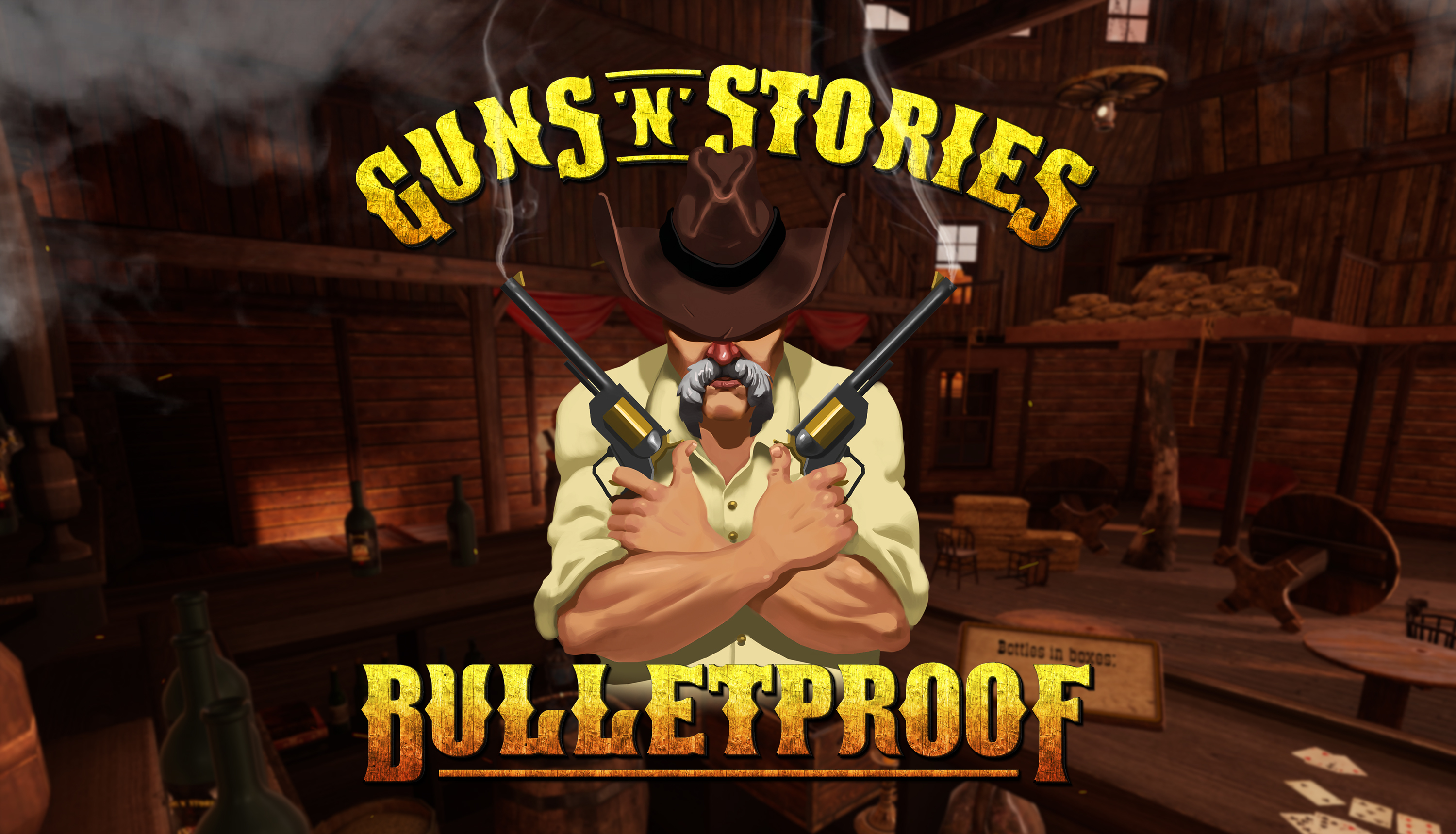 Gunsnstories Bulletproof Vr This Day Came The Game Is Launched Out Of Steam Early Access