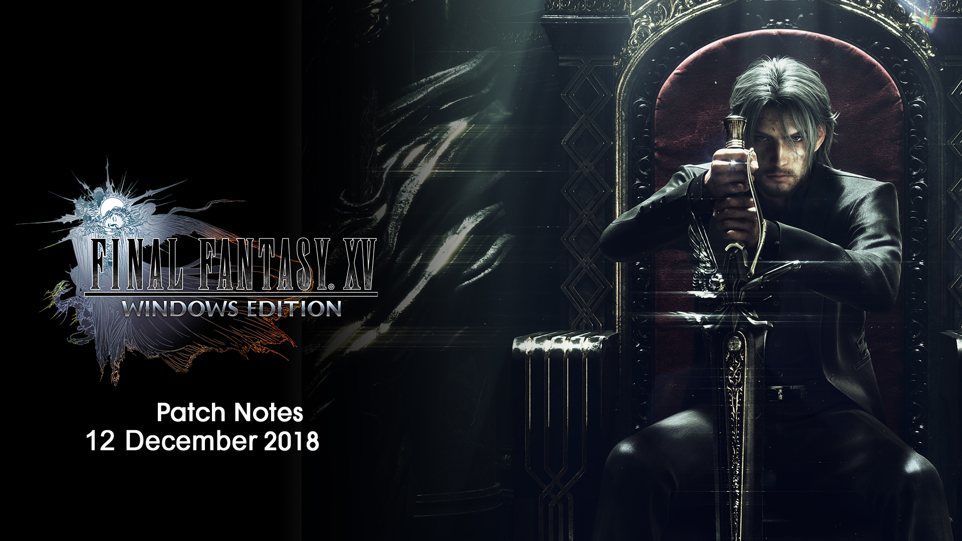 FINAL FANTASY XV WINDOWS EDITION :: December 2018 Updates for FINAL