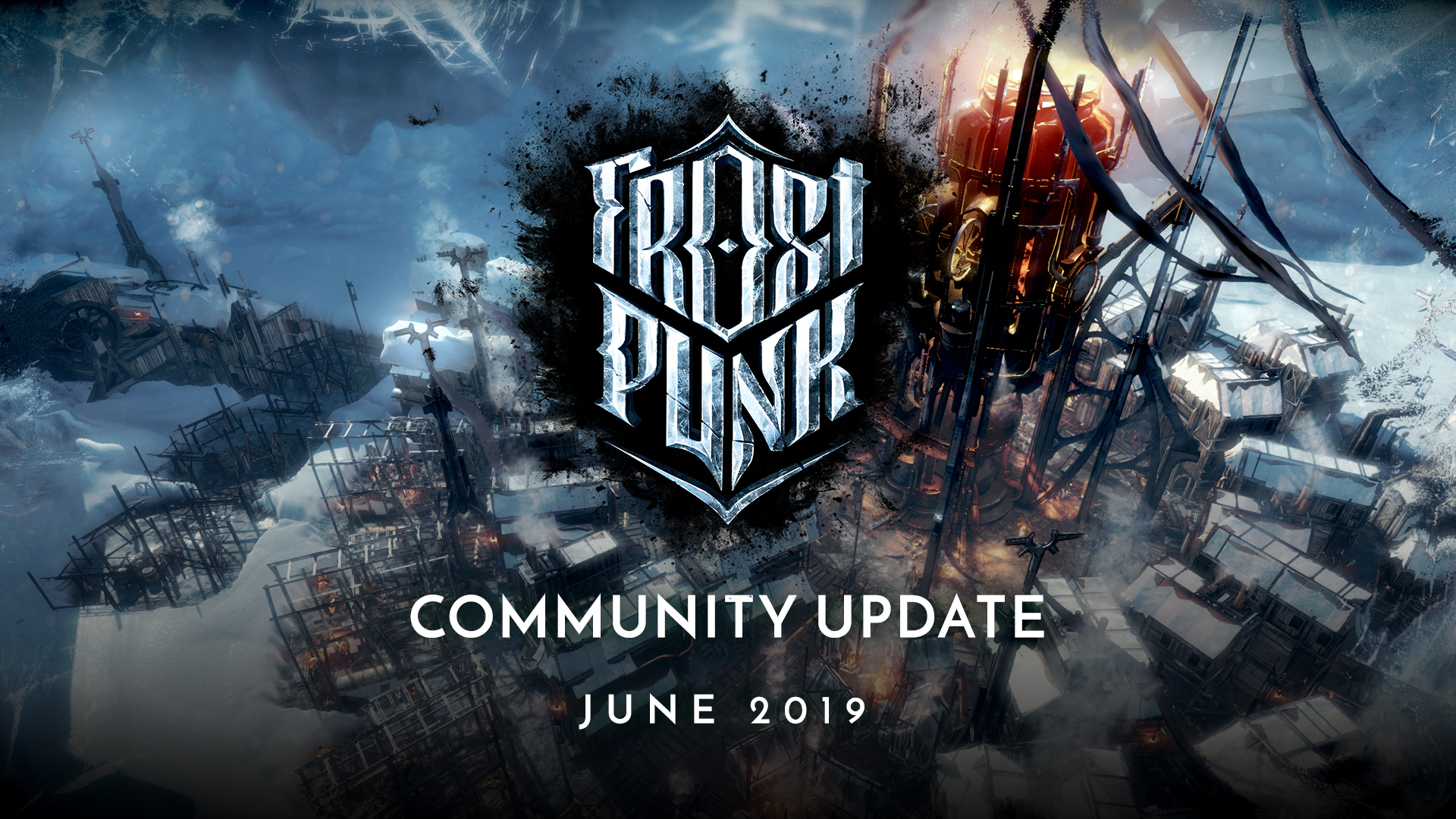Frostpunk :: Group Announcements