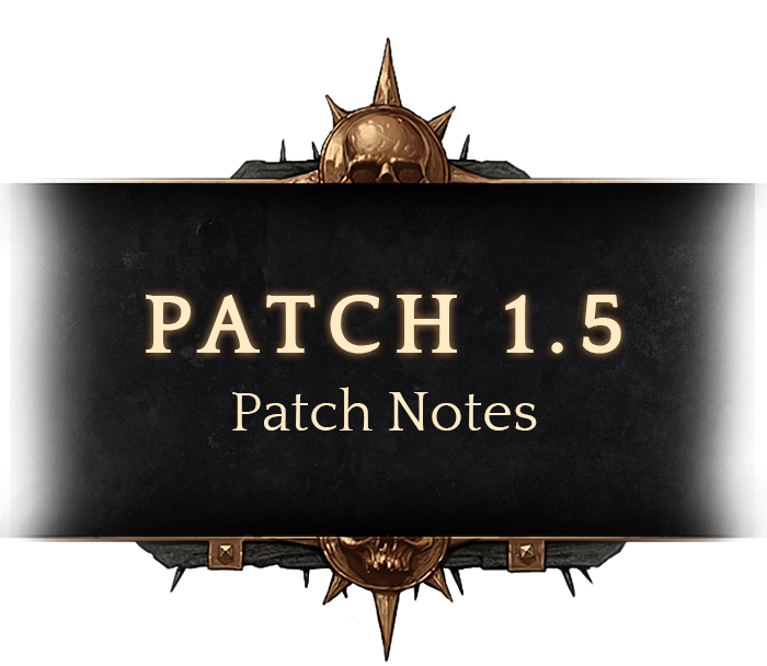 Warhammer: Vermintide 2 :: Vermintide 2 - Patch 1 5 - Weekly Events