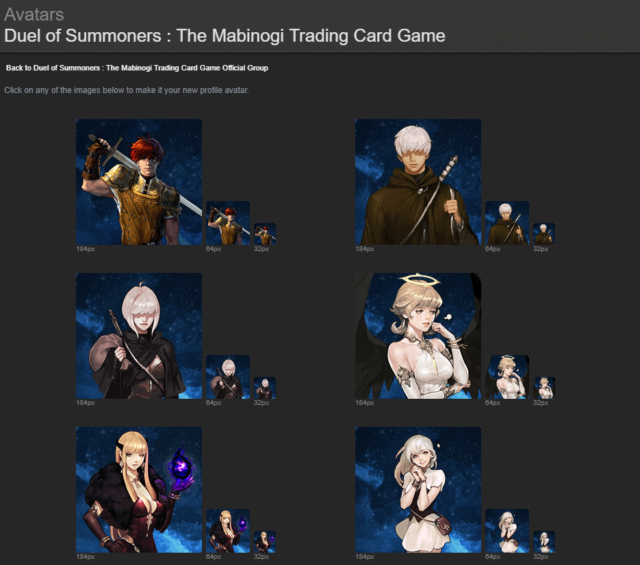 Steam Duel Of Summoners The Mabinogi Trading Card Game