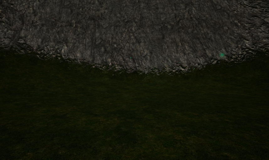 The Grass Texture Has Been Overhauled And Looks Much Better. Tiling Is Less  Obvious And Itu0027s Better Scaled.