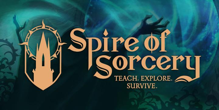 Feb 22 #44 – SEC  SKILLS Spire of Sorcery - Qfasa Welcome