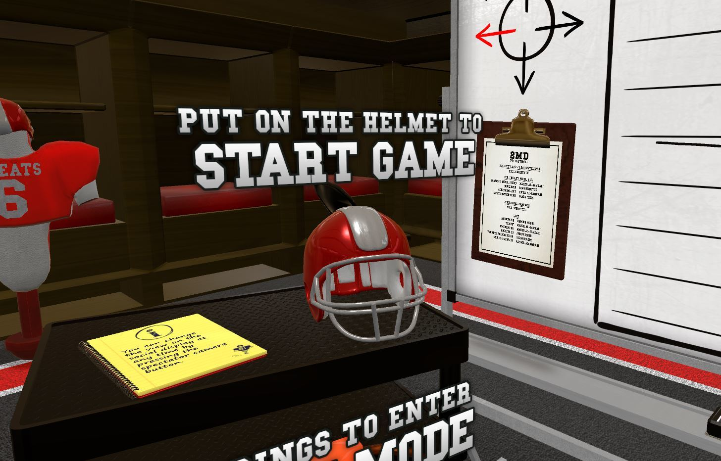2MD VR Football :: Commercial / Arcade SKU Additions