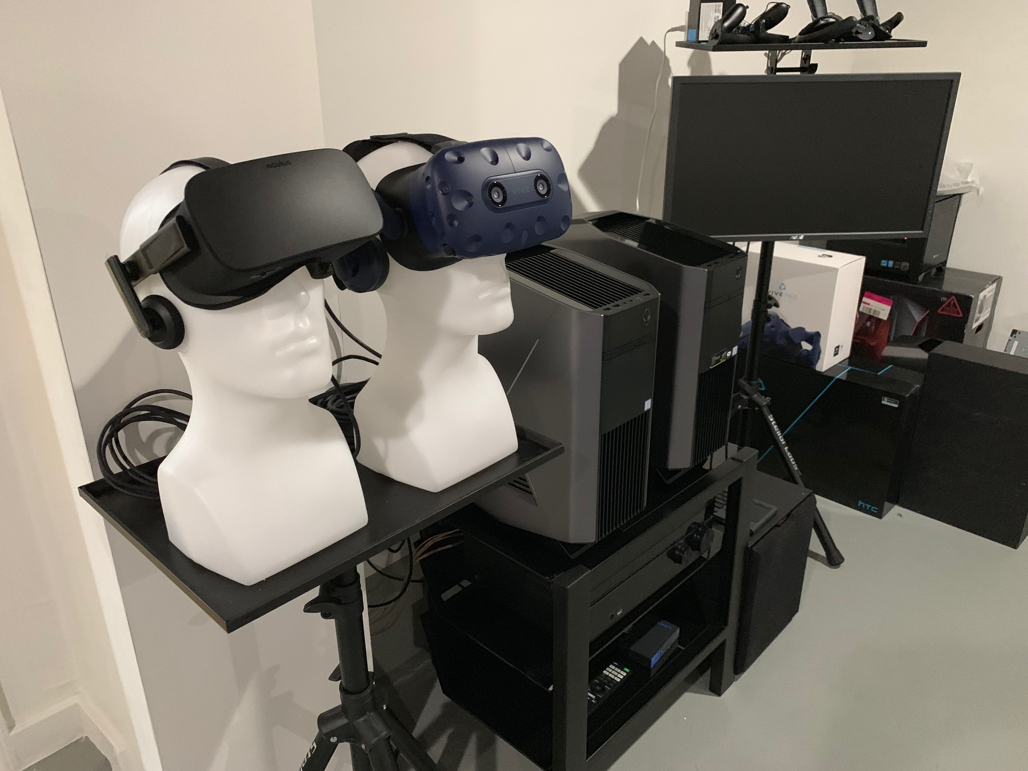 2MD VR Football :: 2MD VR Football: VR Platform Testing and