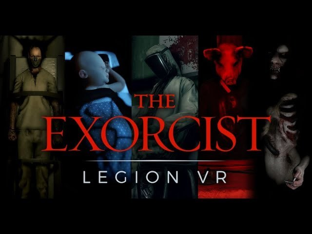 The Exorcist: Legion VR - Chapter 5: The Tomb 2018 pc game Img-4