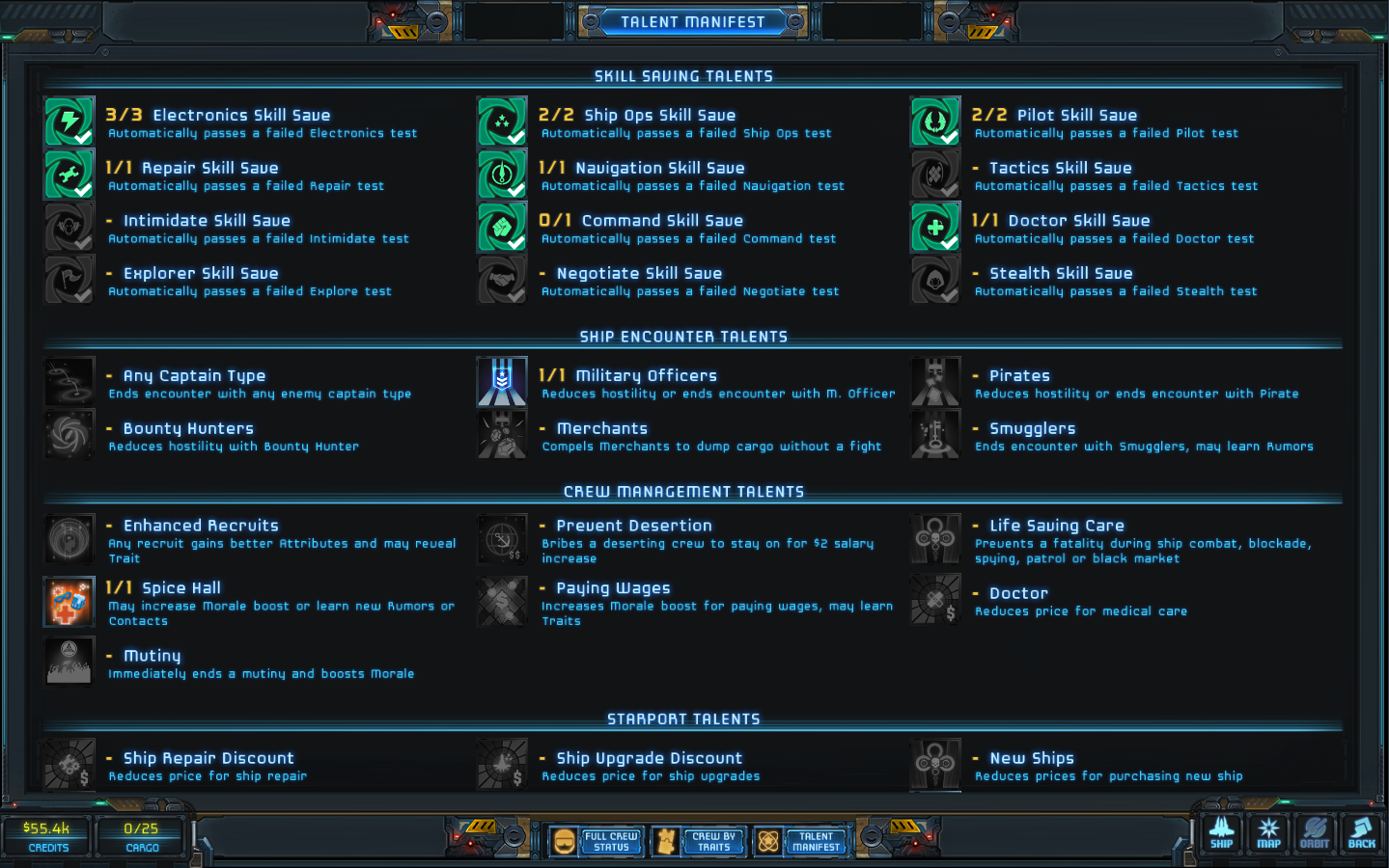 Star Traders: Frontiers :: Update #145: Commanding Eye