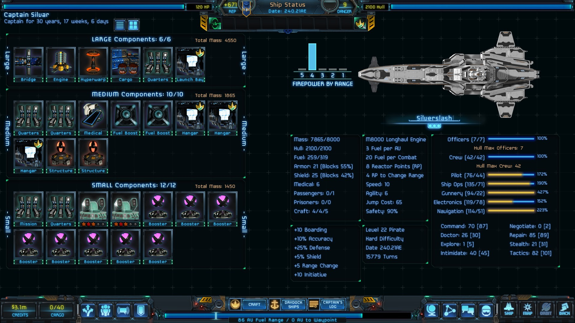 Jun 25 Save 33% and Update #161: Engine Burn Star Traders