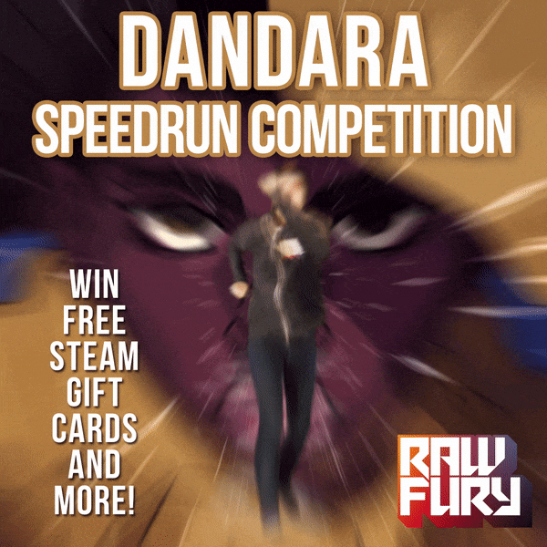 Dandara :: Dandara Speedrunning Competition! Win Steam gift