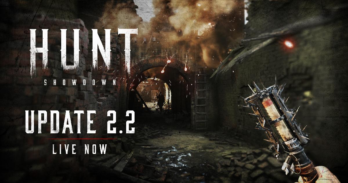 Hunt: Showdown :: Update #2 2, 6th August, 2018