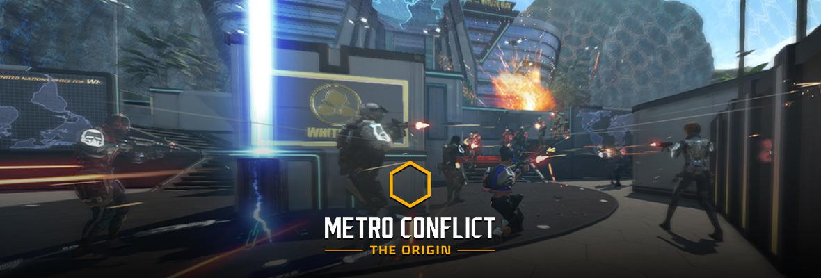 Metro Conflict: The Origin :: Metro Conflict: The Origin