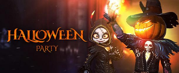 Bless Online :: Jack-O'-Lantern's Bless Halloween Event 1