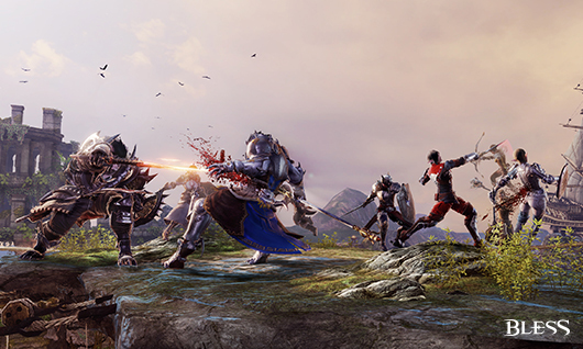 Neowiz Lays Out The Plan For Bless Online'S Combat Overhaul And More