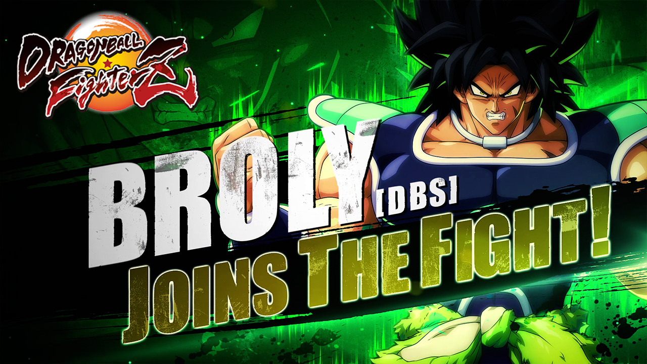 Broly (DBS) is now available!
